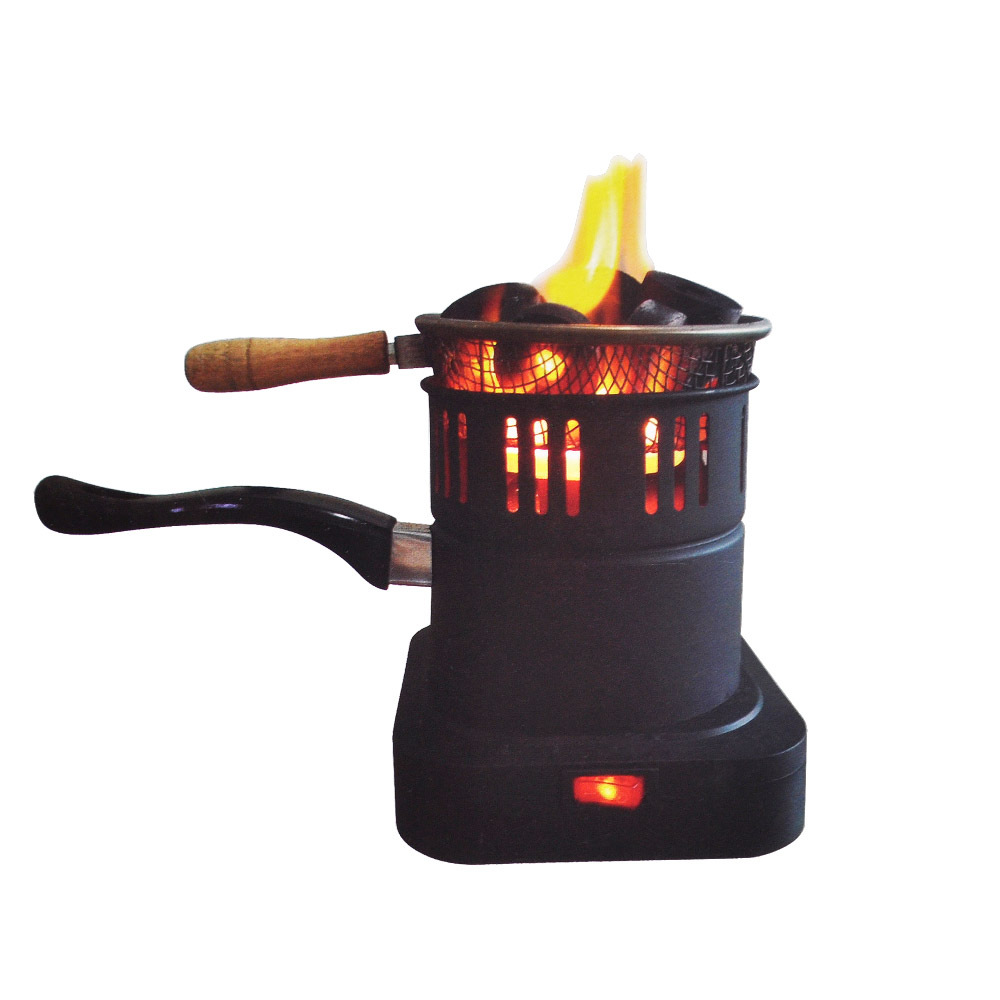 High quality 1 pc Charcoal Electric Stove Hot Plate Coal Burner Charcoal Heater for Shisha Hookah Narguile