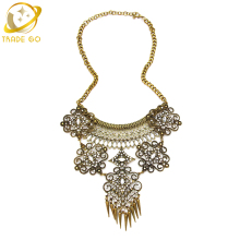 Brand Of Design New Design Fashion Necklace Collarbone Vintage Style Necklaces & Tassel Pendants Cheap Price Statement Necklace