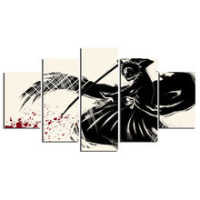 Bleach 5 Piece Canvas Wall Art