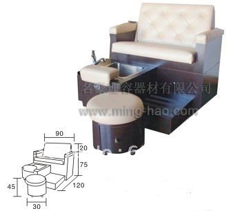 beauty salon durable nail spa chair for wholesale