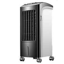 Intelligent Air Conditioning Fan Electric Cooling Fan Humidification Single Air Cooler Home Dormitory Small Air Conditioner
