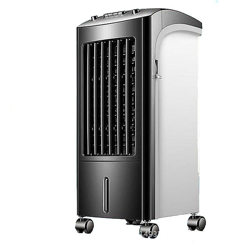 2019 Mode Intelligente Klimaanlage Fan Elektrische Lüfter Befeuchtung Einzel Air Kühler Hause Schlafsaal Kleine Klimaanlage üPpiges Design