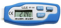 Thermometer multifunctional contact thermometer for measuring food liquid soil