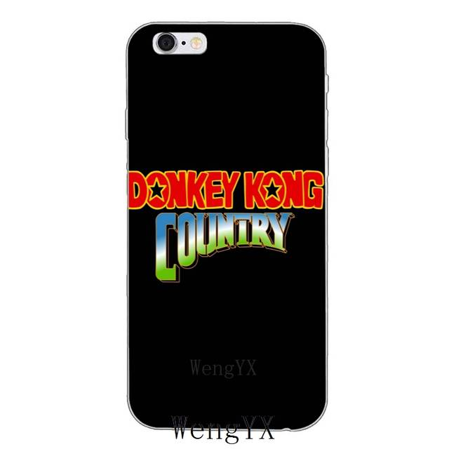 donkey kong coque iphone 6