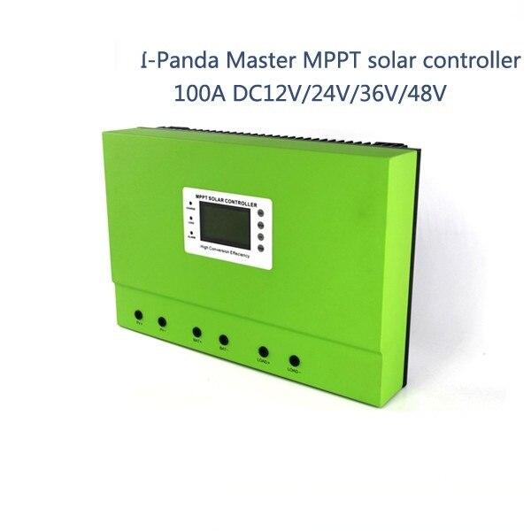 80A LCD display mppt solar charge controller 12V 24V 36V 48V auto PV regulator charge Sealed Lead Acid Vented Gel NiCd Lithium me mppt4880d 80a mppt china price solar charge controller with lcd display