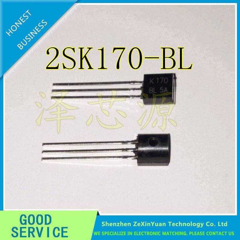 20PCS/LOT 2SK170-BL 2SK170BL 2SK170 K170 TO-92 IC Best