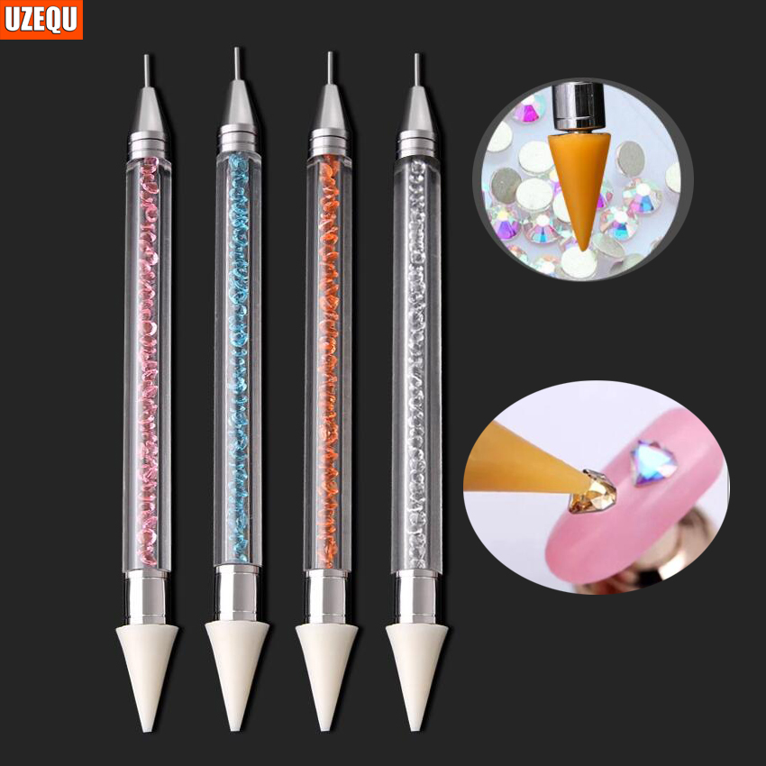 5D DIY Embroidery Point Drill Pen Diamond Embroidery Tools Diamond Painting Cross Stitch Accessory Pen Tools Set