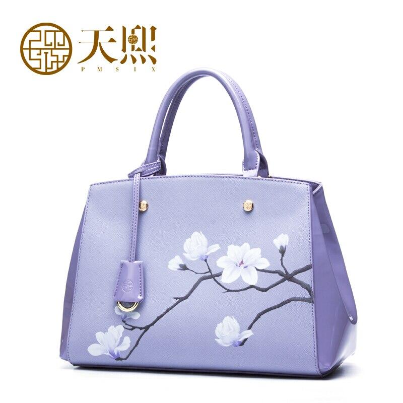 Sac femme plantes ethniques fleurs sac à bandoulière sac à main sac Messenger