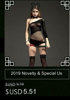 Сексуальное эротическое женское нижнее белье, большие размеры, прозрачное кружевное нижнее белье, Соблазнительные костюмы с тремя точками,... 31