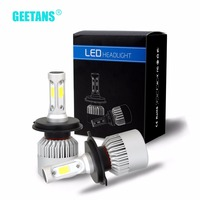 Car Headlight H7 H4 LED H8 H11 HB3 9005 HB4 9006 H1 H3 HB5 HB3 HB2