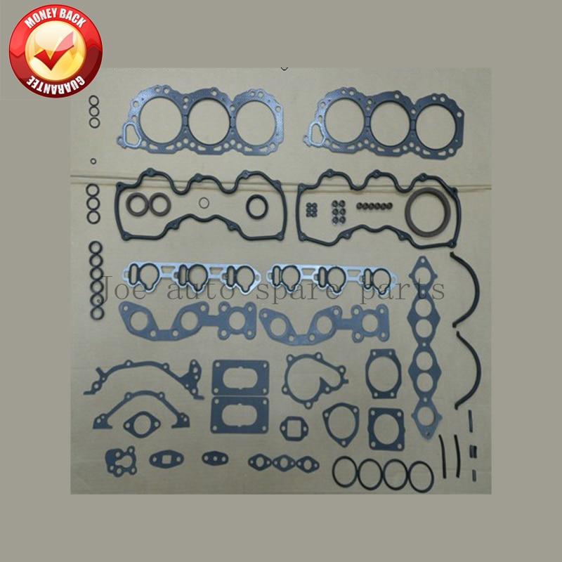 все цены на VG33E VG33ER Engine Full gasket set kit for Nissan Pathfinder/Xterra / Infiniti QX4 3.3L 3275CC 1997- 50166900 10101-4S127 онлайн