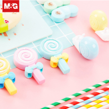 Kawaii Press Type Decorative Correction Tape Creative Cute Scrapbooking Stickers Student School Supplies Color Random ACT57801 random color correction tape 1pc