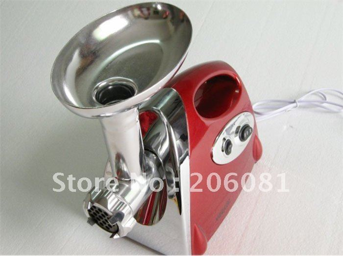 Electric meat grinder,perfect quality,home meat grinder,factory directly sale,high quality motor