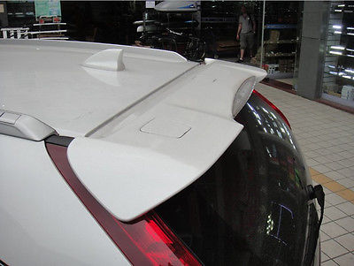 Unpaint Spoiler Wing ABS For Honda CRV CR-V 2012 2013 2014 2015 2016 gloss black front dual line grille grill for bmw f20 f21 1 series 118i 2010 2011 2012 2013 2014