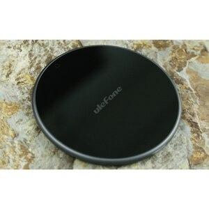 Image 1 - Ulefone UF002 U002 10W 9V Drahtlose Ladegerät 10W 5 V/9 V 2A Ausgang Für Ulefone und andere telefon modelle Schnelle Ladegerät drahtlose ladegerät