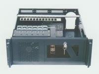 4U402 industrial chassis independent 6 hard disk box assembled hard disk black hard disk video case