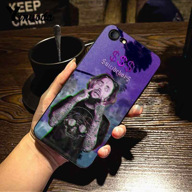 Yinuoda For Iphone 7 6 X Case Uicideboy Suicideboys Ftp Phone Case For Iphone 7 6 X Case 6s 6plus 7 7plus 8 8plus X Xs Xr