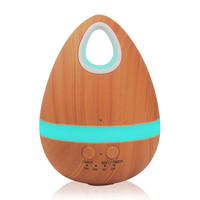 Aroma Oil Diffuser Ultrasonic Humidifier Air Purifier Home Office Mini Essential Aroma Diffusers Aromatherapy 200ml Mist