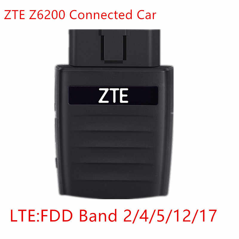 Ontgrendeld zte LTE OBDII Hotspot Z6200 wifi router auto wifi router 4g sim-kaart zte 4g lte router voor auto met gps obd SyncUP Dr