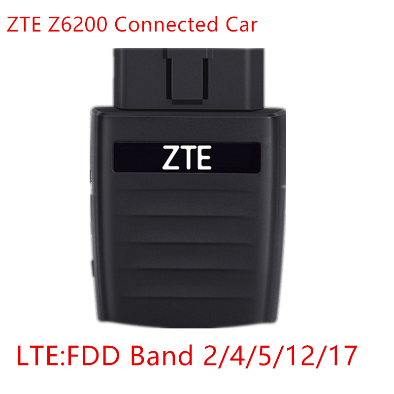 Unlocked ZTE LTE OBDII Hotspot Z6200 Wifi Router Car Wifi Router 4 G Sim Card Zte 4g Lte Router For Car With Gps Obd   SyncUP Dr
