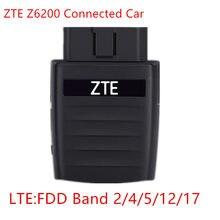 Zte lte obdii desbloqueado, roteador wifi z6200 com 4g lte e cartão sim para carro com gps obd syncup dr