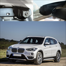 Best price BigBigRoad For BMW X3 e83 f25 X4 f26 GT f34 f07 5 X1 low configuration wifi Car DVR Video Recorder black box Dash Cam G-sensor