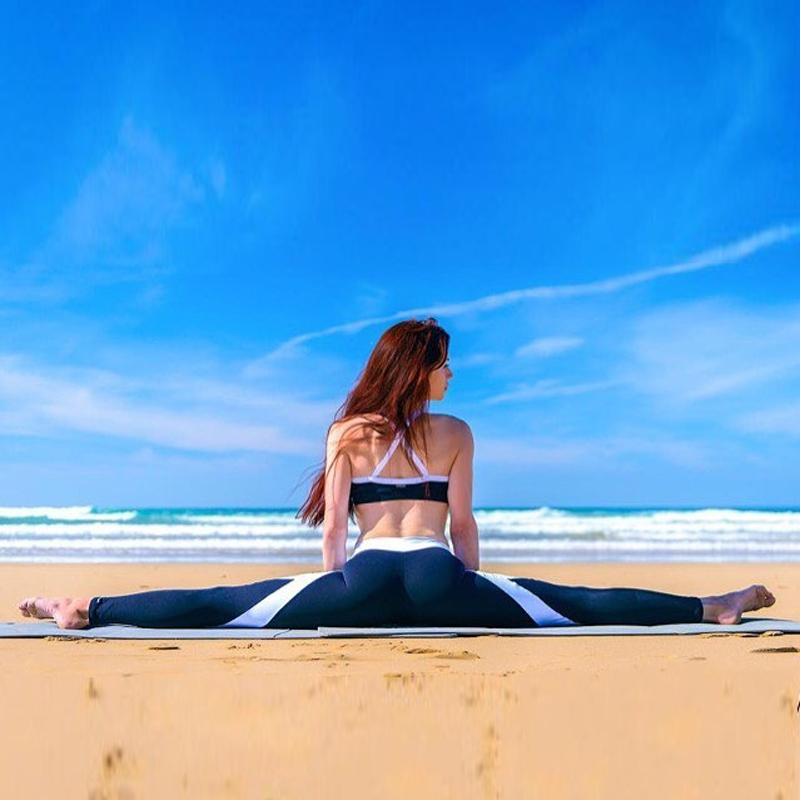 Для женщин тренировки Леггинсы Для женщин s Повседневное эластичные фитнес бег спортивные упражнения штаны для йоги push up леггинсы