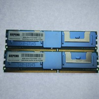 for Dell PowerVault nx1950 NF600 NF500 Server memory 4GB DDR2 ECC FBD 8GB 667MHz FB DIMM 4GB 2Rx4 PC2 5300F Fully Buffered DIMM