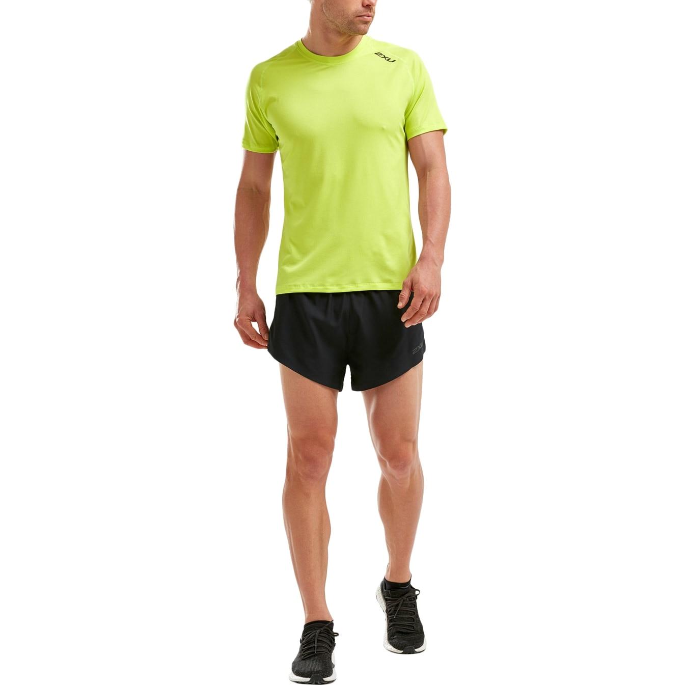 Men's Running T-Shirt 2XU GHST Series TmallFS цена 2017