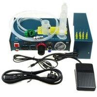 Lijm Dispenser Machine Vloeistof Semi Automatische Doseren 983A 220V Auto Lijmen Dispenser 983A Doseersysteem Solderings stations Gereedschap -