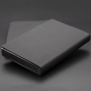 Image 3 - A5/A7 ขนาดสีดำกระเป๋าโน้ตบุ๊คสมุดบันทึกสำหรับสำนักงาน,ธุรกิจ,โรงเรียนหรือ Travel TPN015