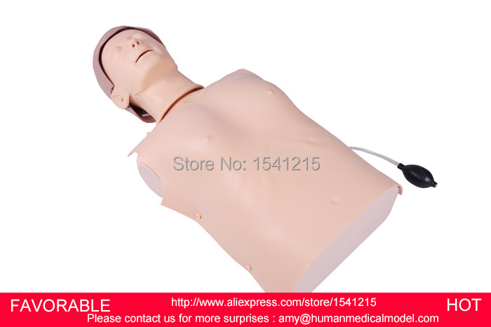 ADULT FULL BODY ELECTRONIC CPR CARDIOPULMONARY ,CPR MEDICAL TRAINING MANIKIN CPR TRAININ ...