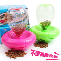 Pet Toy Tumbler Leakage Food Toys For Cat Dog Pets Food Dispensing Traning Improve IQ Have Fun Diet Control Goods for Pets Dogs