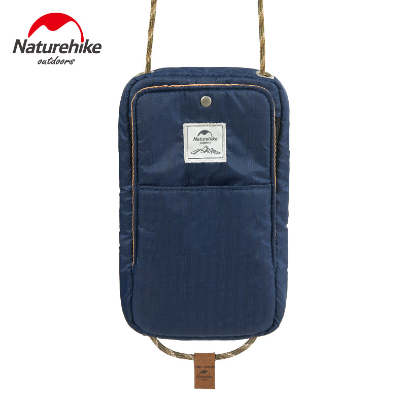 Naturehike Factory Multi Function Travel Document Bag Passport Holder Protection Cover Ticket Pocket Money Collect Small Satchel