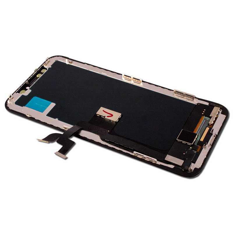 AMOLED LCD Display For iPhone X 10 Touch Screen Digitizer Super OLED Assembly Replacement with Free Gift OEM Premium Quality in Mobile Phone LCD Screens from Cellphones Telecommunications