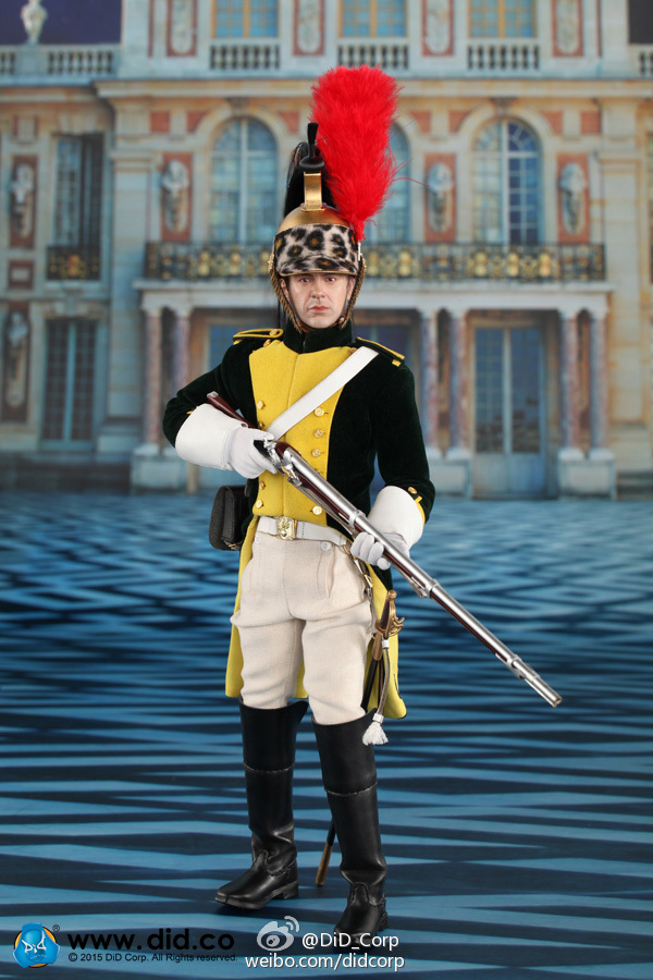 1/6 scale Super Flexible Military figure doll Napoleonic French Dragoon.12 Action Figure Doll Collectible Figure Model Toys did1 6 scale doll jean reno french soldiers special edition super flexible figure model toy wwi soldier finished product