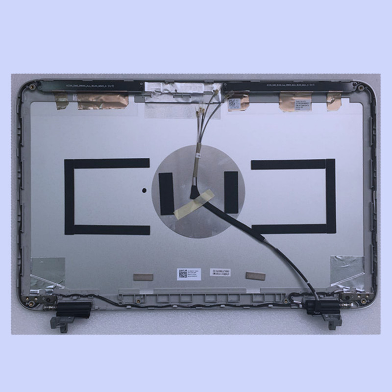 NEW laptop LCD Back Cover Top Cover for Dell XPS15 XPS 15 L501X L502X A SHELL gzeele new laptop bottom base case cover for dell xps 15 l501x l502x series lower case pn 70fm3 070fm3 assembly silver