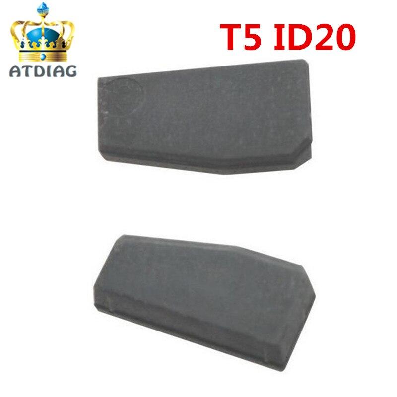 T5 ID20 ceramic Transponder Chip T5 ID:20 carbon transponder 5PCS.LOT Free Shipping