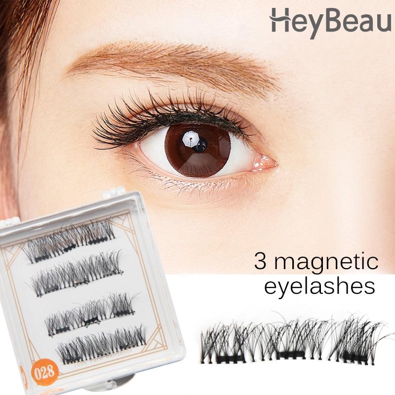 natural lashes Makeup Extension Diverse Style private label eyelashes Eye Lashes fake 3D Magnetic False Eyelashes Soft Lashes