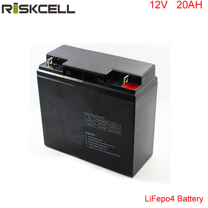 Низкий саморазряд 12 В 20ah lifepo4 перезаряжаемый аккумулятор 12 В 20ah солнечной батареи lifepo4 для автомобиля, EV, гольф, ebike