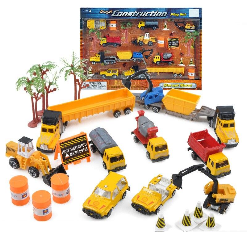 Otroške igrače za otroke Gradbene avtomobilske igrače Diecast - Igrače vozila