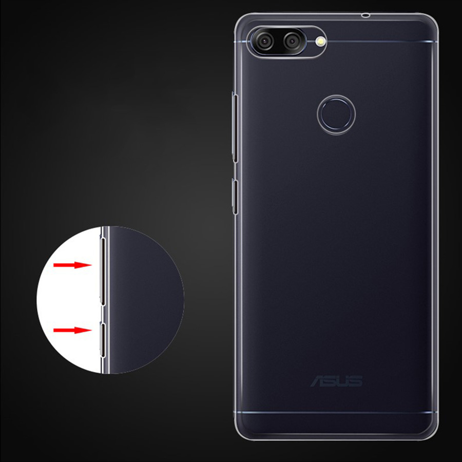 LA MIU For Asus ZenFone Max Plus M1 Case Ultra thin Silicone TPU Back Cover  Phone Case For ZenFone Max Plus M1 ZB570TL X018 Case-in Fitted Cases from  ... 8c0ce5814a2c