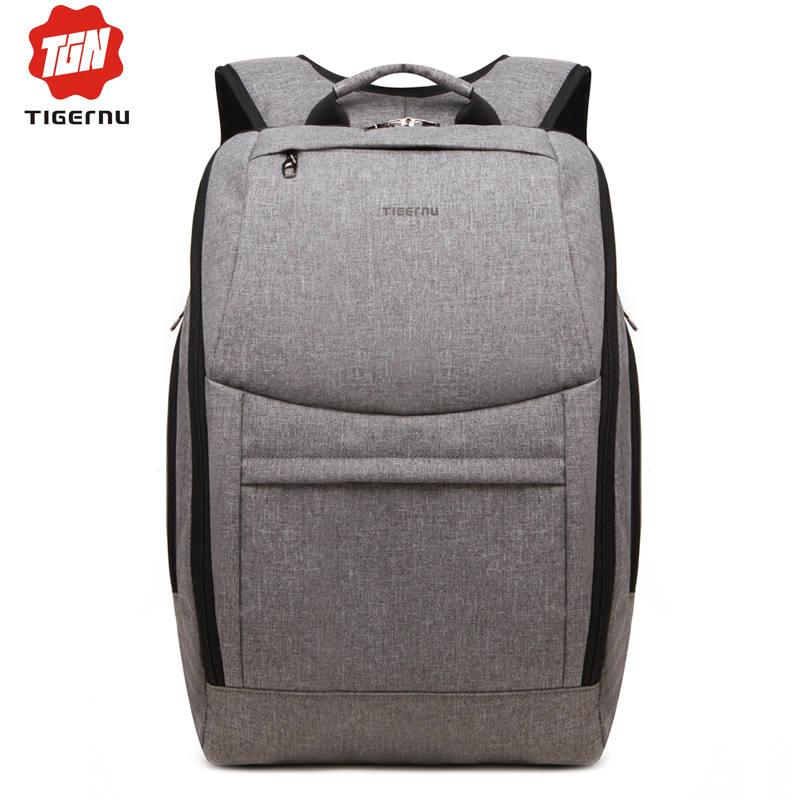 Tigernu Laptop Backpack Casual schoolbag backpack shoulder bag for Teenagers boys girls travel bags mochila free shipping roblox game casual backpack for teenagers kids boys children student school bags travel shoulder bag unisex laptop bags