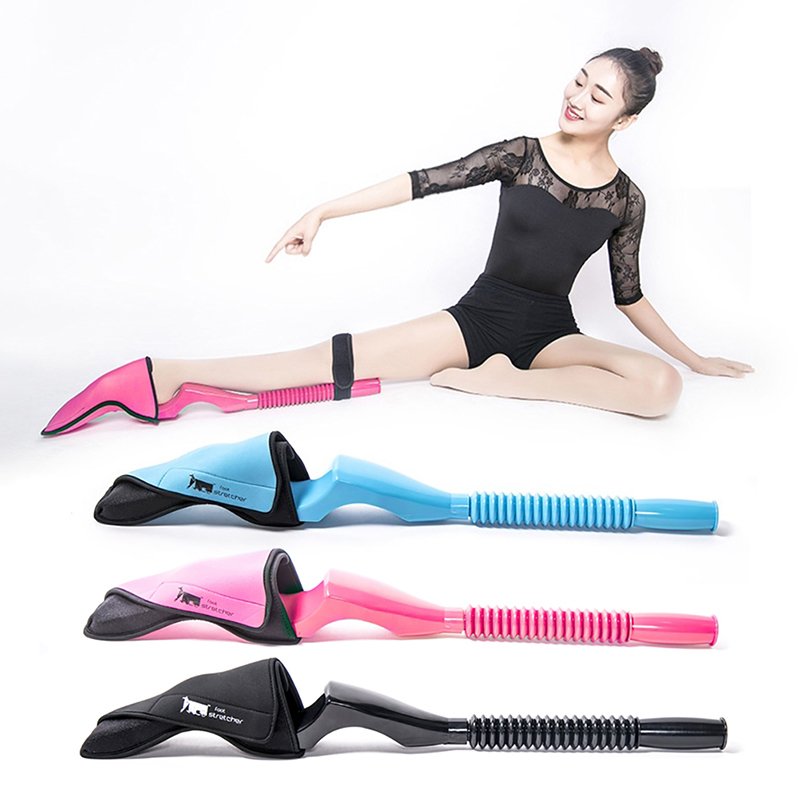 Foot Stretcher Professional Ballet Tutu Tool Folding Classical Ballet Foot Stretch for Dancer Device Instep Ballet