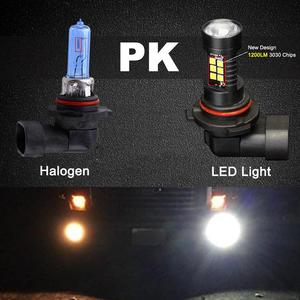 Image 3 - 2pcs 1200Lm H11 H8 ไฟ LED หลอดไฟ LED 9005 HB3 9006 HB4 ไฟวิ่งกลางวัน DRL FOG 6000K 12V ขับรถ