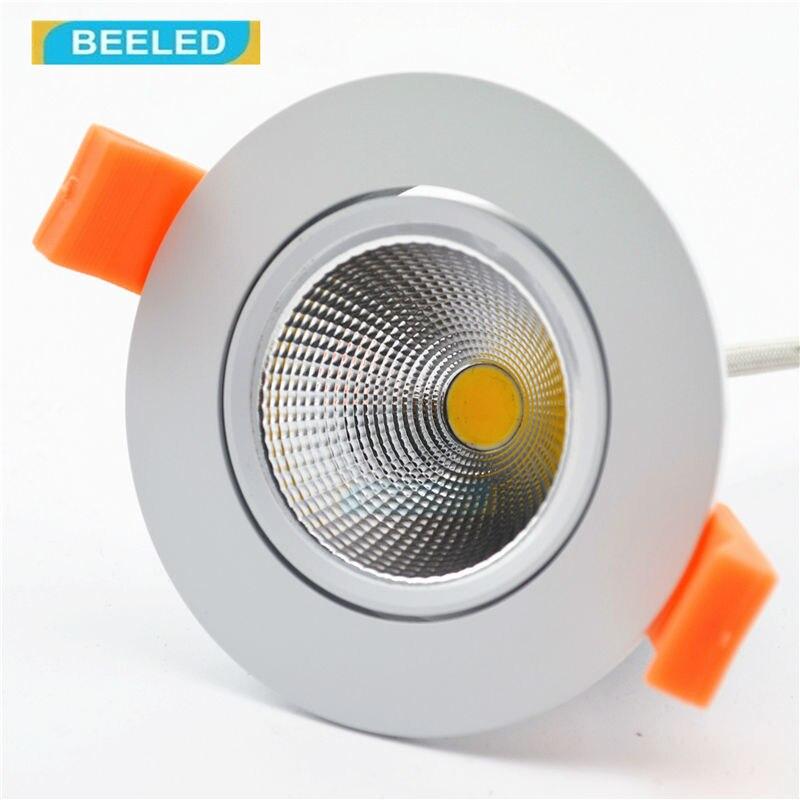 12x 3w 5w 7w recessed led ceiling light spot light ceiling for Led lights for high ceilings