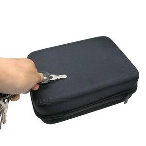 Image 5 - Le plus nouveau étui de couverture de sac de stockage de voyage deva pour le moniteur sans fil de tension artérielle de bras supérieur de série domron 10 (BP786/BP785N/BP791IT)