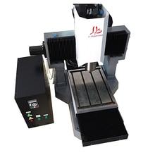 DIY мини фрезерный станок с ЧПУ LY 3040 полностью чугунный гравировальный станок с ЧПУ для металла 3 Оси Резки сверления