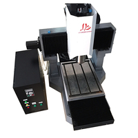 3 axis CNC engraving machine 3040 full cast iron wood router aluminum copper iron stainless steel acrylic cutting