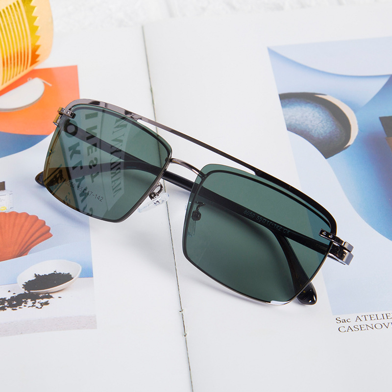 Vazrobe Clip magnétique lunettes de soleil polarisées hommes conduite lunettes pour Prescription lunettes cadre ajustement sur lunettes Polaroid UV400